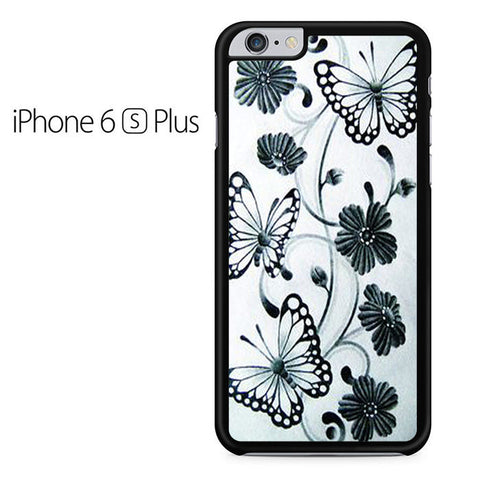 Butterfly Pretty Design Iphone 6 Plus Iphone 6S Plus Case