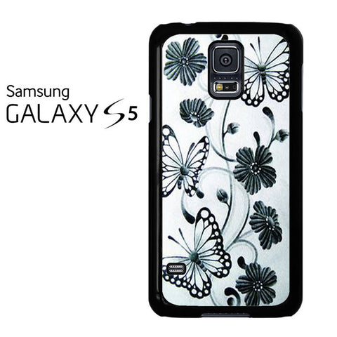Butterfly Pretty Design Samsung Galaxy S5 Case
