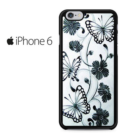 Butterfly Pretty Design Iphone 6 Iphone 6S Case