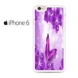 Butterfly Purple Iphone 6 Iphone 6S Case