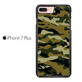 Camouflage Army Brown Iphone 7 Plus Case