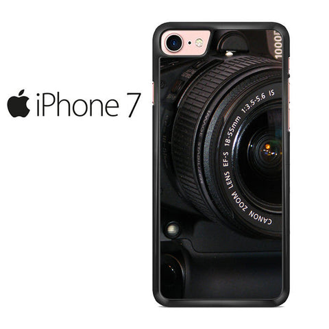 Canon EOS Iphone 7 Case