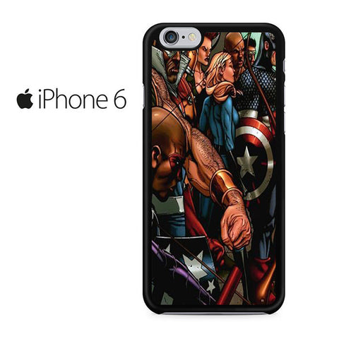 Captain Ameica civil war Battle 1 Iphone 6 Iphone 6S Case