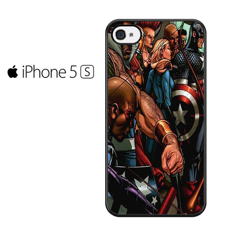 Captain Ameica civil war Battle 1 Iphone 5 Iphone 5S Iphone SE Case
