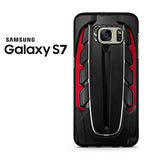 Car Engine Audio Samsung Galaxy S7 Case