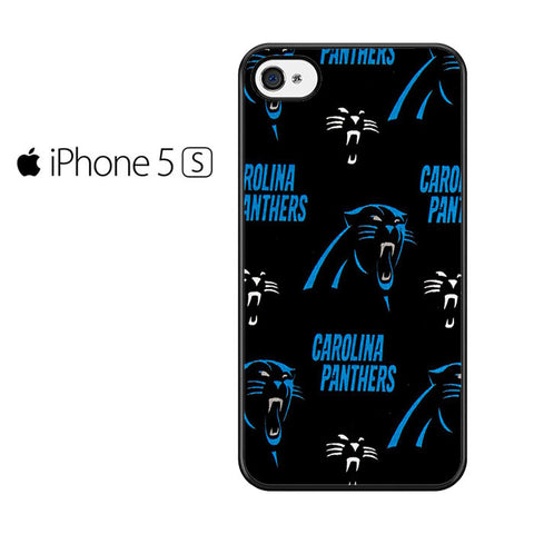 Carolina Panthers Iphone 5 Iphone 5S Iphone SE Case