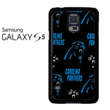 Carolina Panthers Samsung Galaxy S5 Case