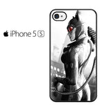 Catwoman girl city Iphone 5 Iphone 5S Iphone SE Case