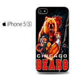 Chicago Bears Iphone 5 Iphone 5S Iphone SE Case