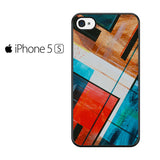 Color Shape Pattern Abstract Iphone 5 Iphone 5S Iphone SE Case