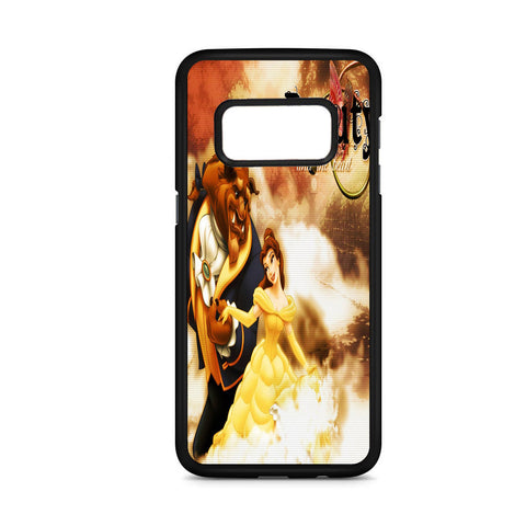 Beauty And The Beast Art Samsung Galaxy S8 Case