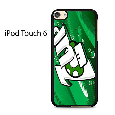 1Up Mushroom Ipod Touch 6 Case