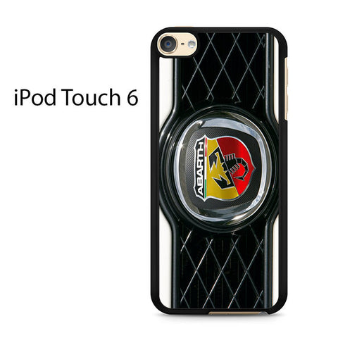 Abarth Car Logo Ipod Touch 6 Case