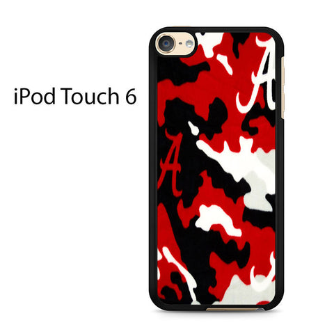 Alabama Camo Ipod Touch 6 Case