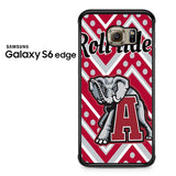 Alabama Roll Tide Chevron Samsung Galaxy S6 Edge Case
