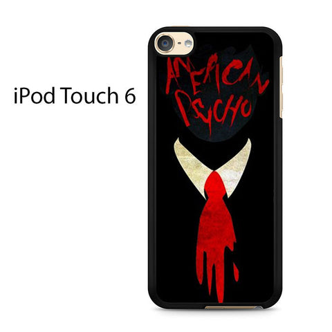 American Psycho Ipod Touch 6 Case