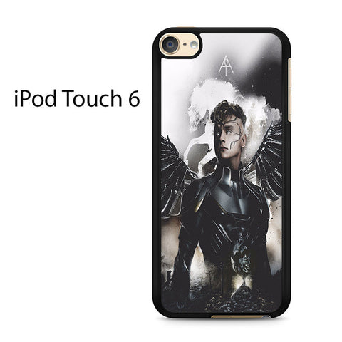 Angel Fighting X-Men Apocalypse Ipod Touch 6 Case