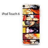 Anime Medley Ipod Touch 6 Case