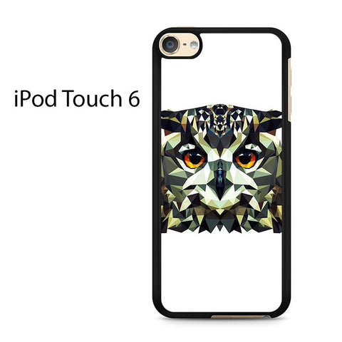 Army Owl Ipod Touch 6 Case
