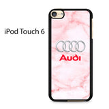 Audi Marble Ipod Touch 6 Case