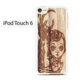 Baby Wood Ipod Touch 6 Case