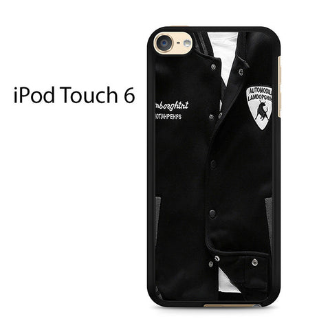 Baseball Jackets Man Ipod Touch 6 Case