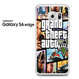Beautiful GTA Samsung Galaxy S6 Edge Case
