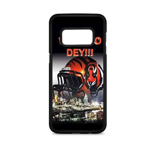 Bengals Football City Samsung Galaxy S8 Case