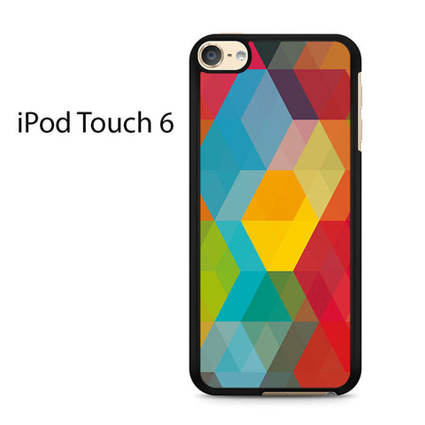 Bing Demo Polygon Ipod Touch 6 Case
