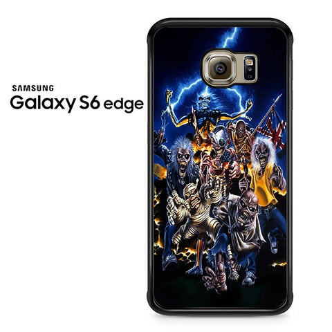 Brave New World Heavy Metal And Irons Samsung Galaxy S6 Edge Case