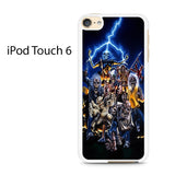 Brave New World Heavy Metal And Irons Ipod Touch 6 Case
