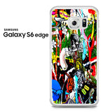 Brooklyn Street Art Samsung Galaxy S6 Edge Case