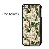 Cactus Pattern Ipod Touch 6 Case