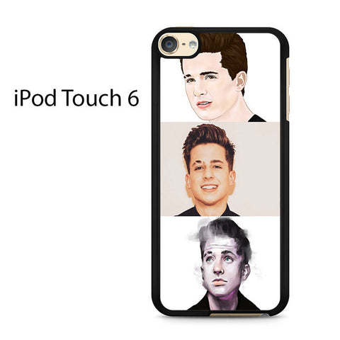 Charlie Puth Drawings Ipod Touch 6 Case