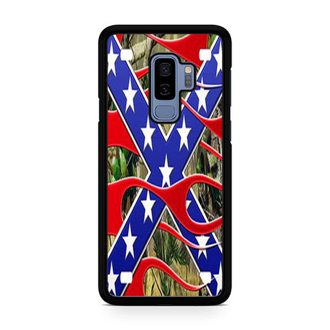 Rebel Flag Samsung Galaxy S9 Plus Case