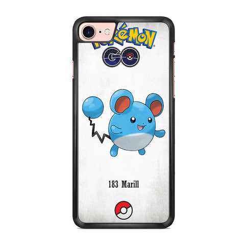 183 Character Marill Iphone 7 Case