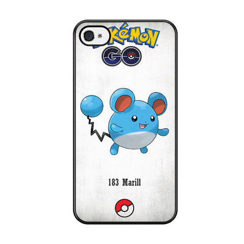 183 Character Marill Iphone 5 Iphone 5S Iphone SE Case