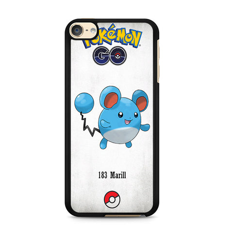 183 Character Marill Ipod Touch 6 Case