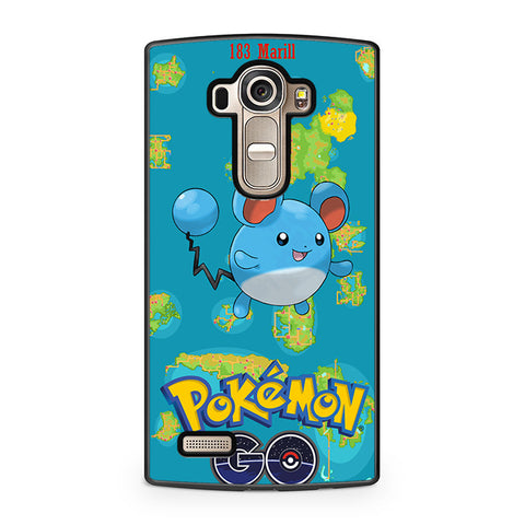 183 Street Map Marill LG G4 Case