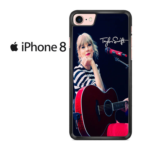 Red Tour Taylor Swift Iphone 8 Case