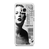 Taylor Swift Reputation Samsung Galaxy S8 Plus Case