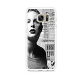 Taylor Swift Reputation Samsung Galaxy S7 Edge Case