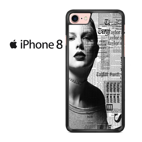 Taylor Swift Reputation Iphone 8 Case