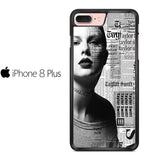 Taylor Swift Reputation Iphone 8 Plus Case