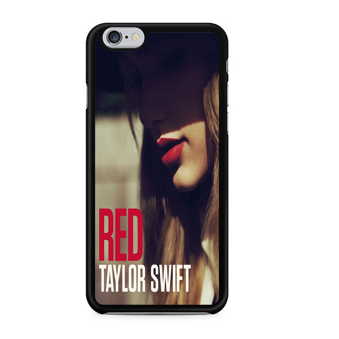 sports shoes bd14b 2475e Taylor Swift Red Album Iphone 6 Iphone 6S Case