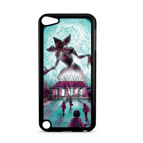 Stranger Things Luar Ipod Touch 5 Case