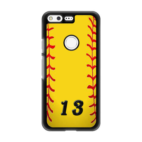 13 Custom Softball Google Pixel