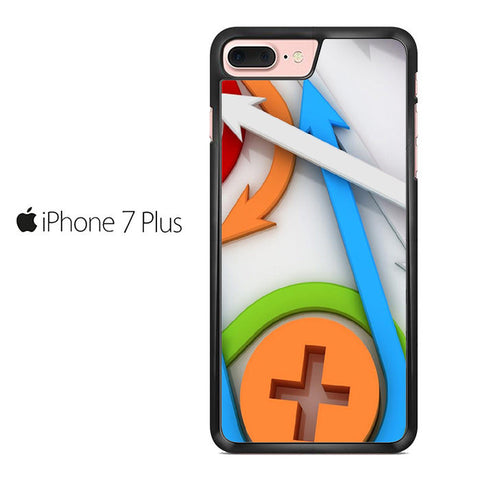 Abstract Arrows Iphone 7 Plus Case
