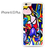 Abstract Art Picasso Iphone 6 Plus Iphone 6S Plus Case