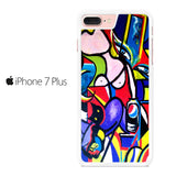 Abstract Art Picasso Iphone 7 Plus Case